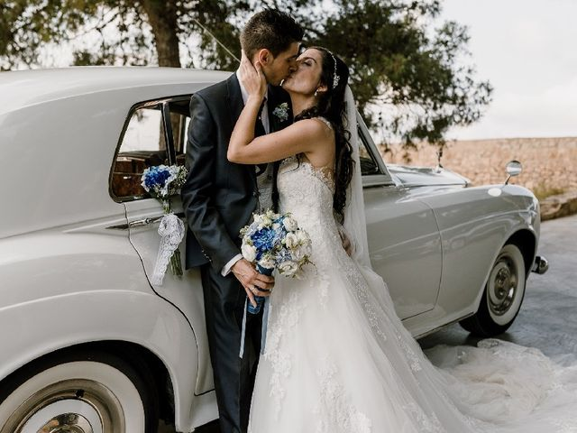 La boda de Alberto y Manoli en Alacant/alicante, Alicante 21