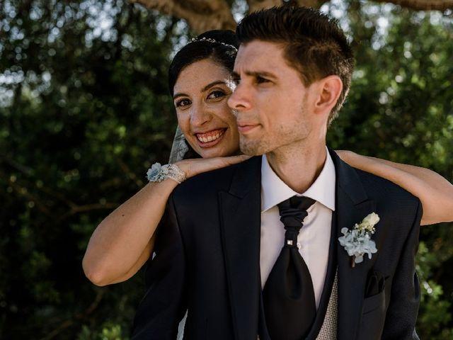La boda de Alberto y Manoli en Alacant/alicante, Alicante 24