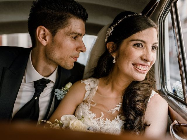 La boda de Manoli y Alberto