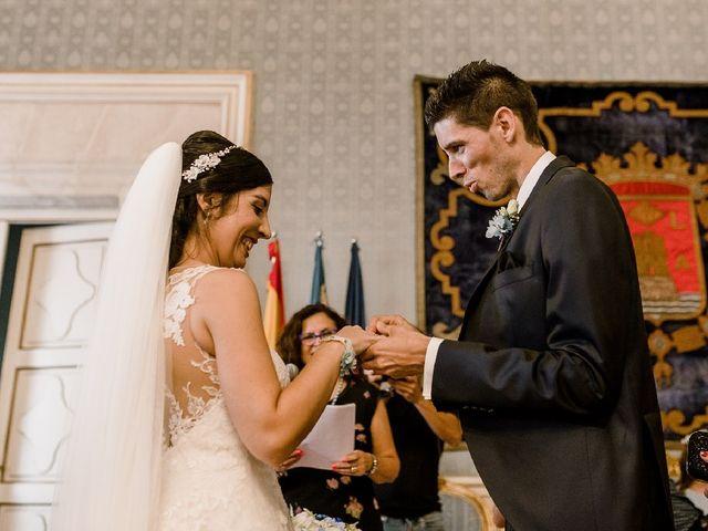 La boda de Alberto y Manoli en Alacant/alicante, Alicante 30