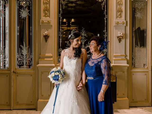 La boda de Alberto y Manoli en Alacant/alicante, Alicante 39