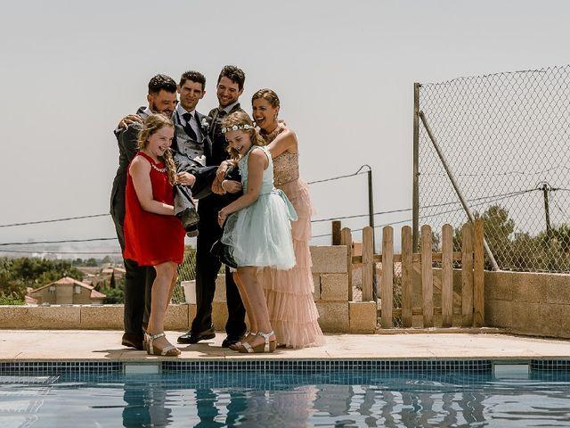 La boda de Alberto y Manoli en Alacant/alicante, Alicante 43