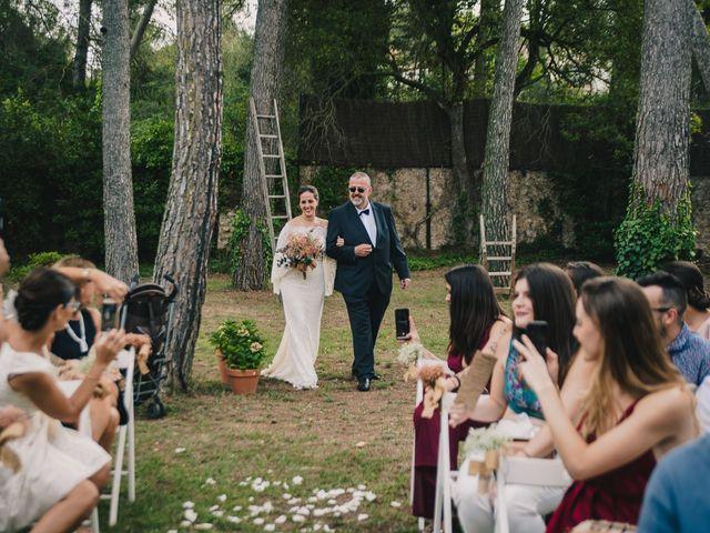 La boda de Laura y Blanca en Ordal, Barcelona 35