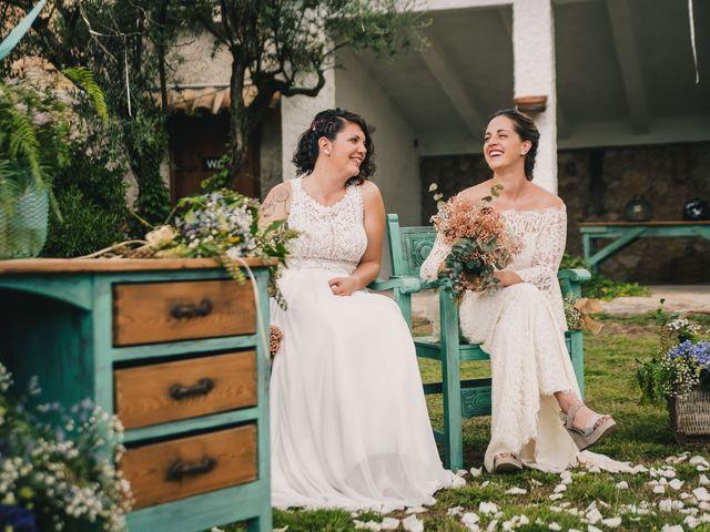 La boda de Laura y Blanca en Ordal, Barcelona 37
