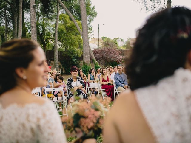 La boda de Laura y Blanca en Ordal, Barcelona 41