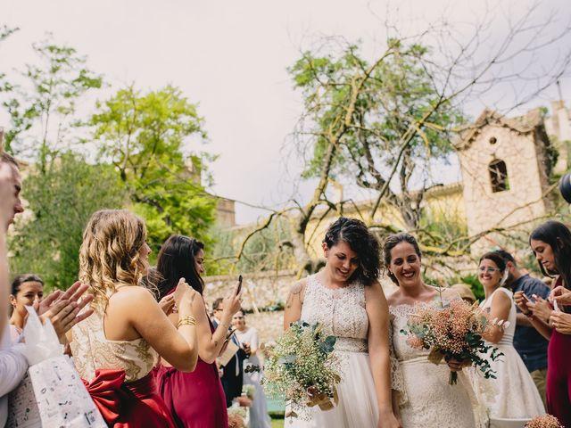 La boda de Laura y Blanca en Ordal, Barcelona 45