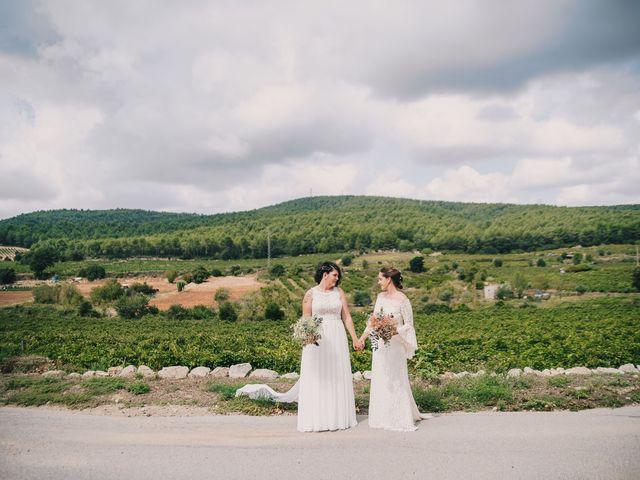 La boda de Laura y Blanca en Ordal, Barcelona 49