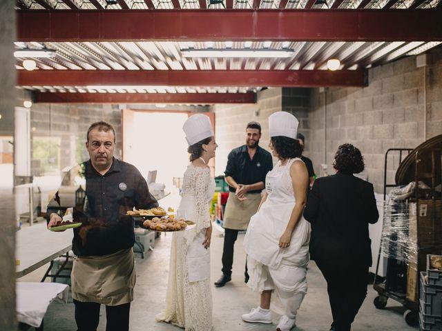 La boda de Laura y Blanca en Ordal, Barcelona 63