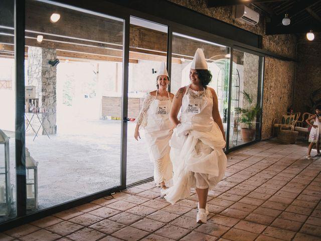 La boda de Laura y Blanca en Ordal, Barcelona 66