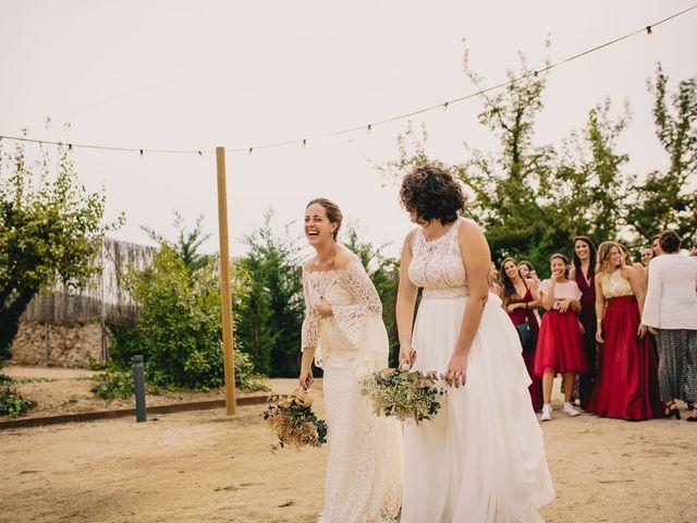 La boda de Laura y Blanca en Ordal, Barcelona 71