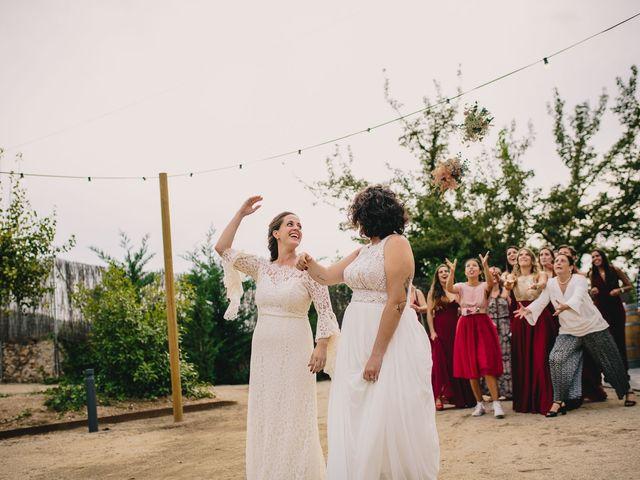 La boda de Laura y Blanca en Ordal, Barcelona 72