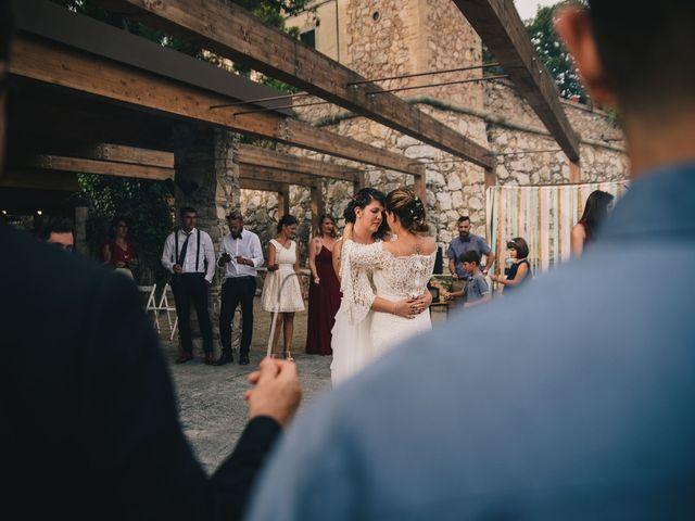 La boda de Laura y Blanca en Ordal, Barcelona 77