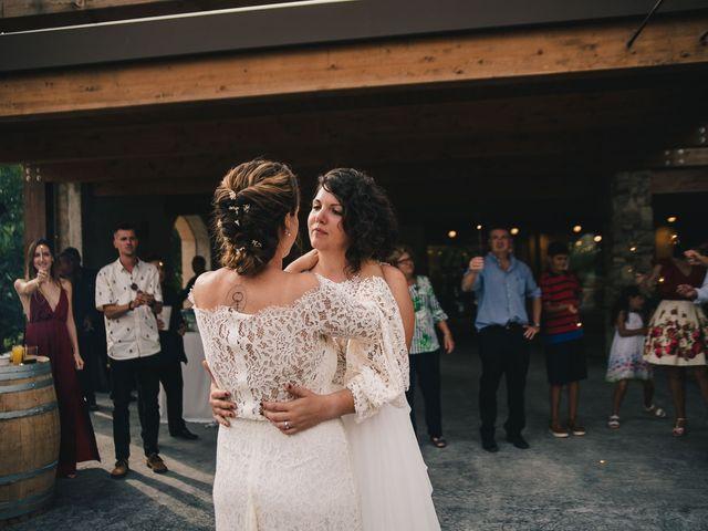 La boda de Laura y Blanca en Ordal, Barcelona 78