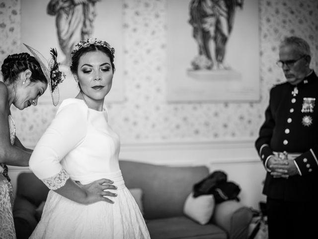 La boda de Juan Carlos y Estefanía en San Fernando De Henares, Madrid 24