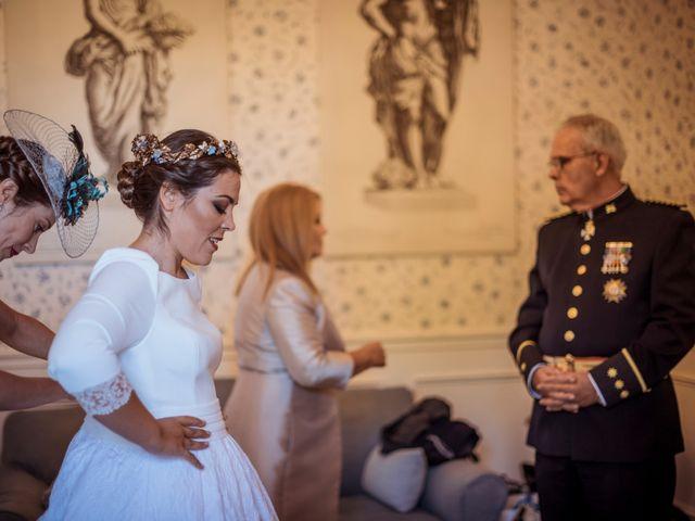 La boda de Juan Carlos y Estefanía en San Fernando De Henares, Madrid 25