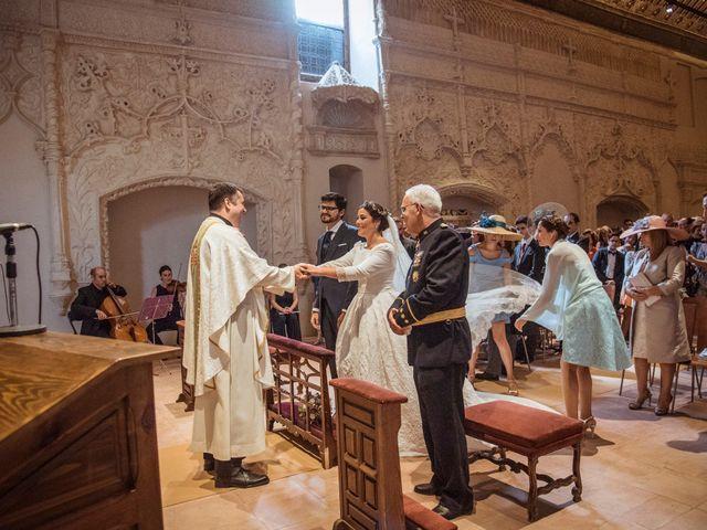 La boda de Juan Carlos y Estefanía en San Fernando De Henares, Madrid 72