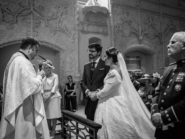 La boda de Juan Carlos y Estefanía en San Fernando De Henares, Madrid 80