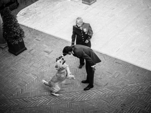 La boda de Juan Carlos y Estefanía en San Fernando De Henares, Madrid 124