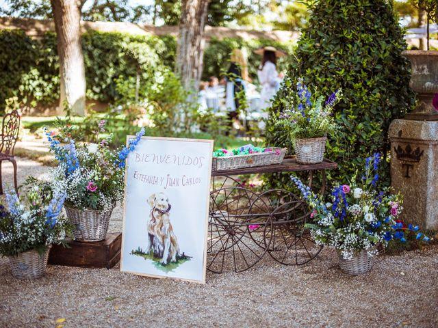 La boda de Juan Carlos y Estefanía en San Fernando De Henares, Madrid 149