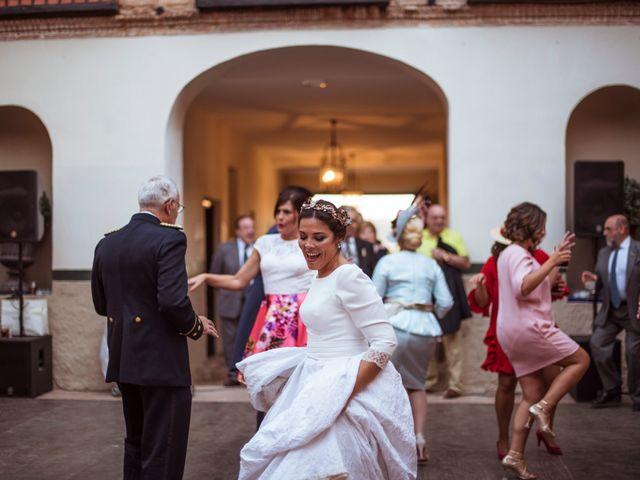 La boda de Juan Carlos y Estefanía en San Fernando De Henares, Madrid 203