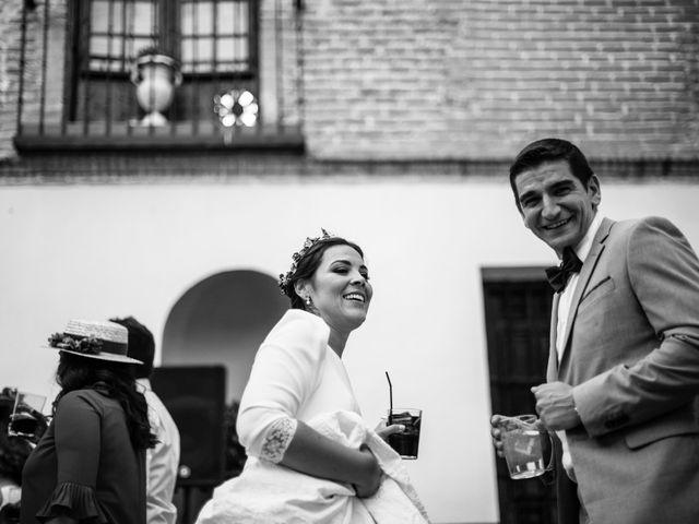 La boda de Juan Carlos y Estefanía en San Fernando De Henares, Madrid 211