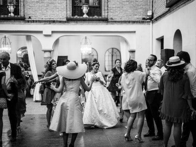 La boda de Juan Carlos y Estefanía en San Fernando De Henares, Madrid 213