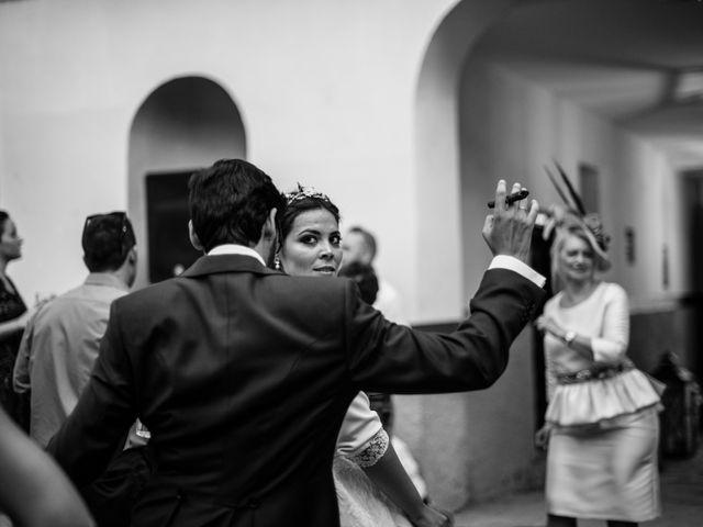 La boda de Juan Carlos y Estefanía en San Fernando De Henares, Madrid 214