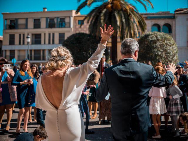 La boda de Fernando y Maripaz en Talavera De La Reina, Toledo 19