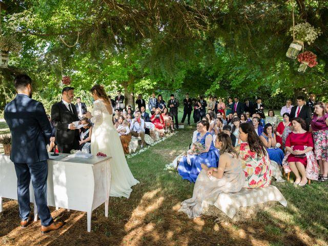 La boda de David y Patricia en Bergondo, A Coruña 2