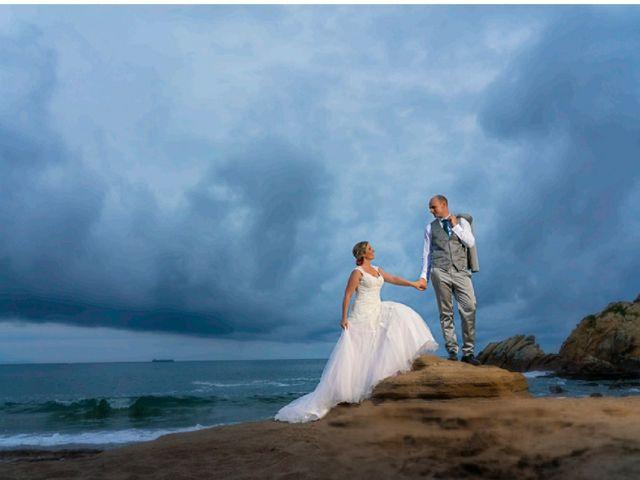 La boda de Aiora y Andoni