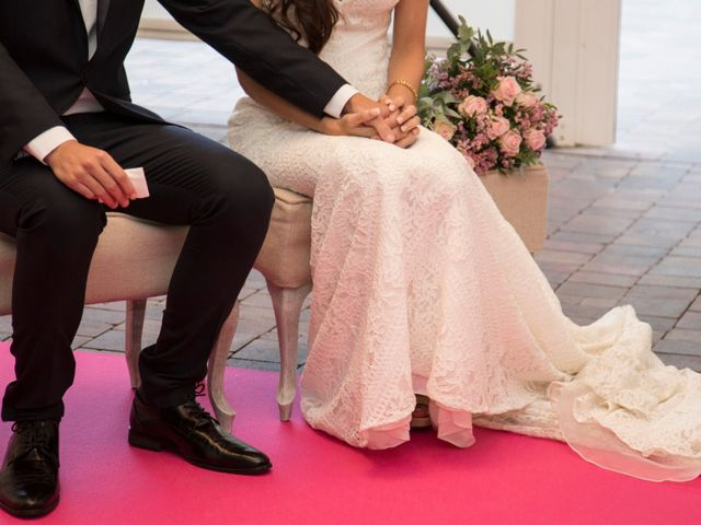 La boda de Jesús y Serezade en Leganés, Madrid 29