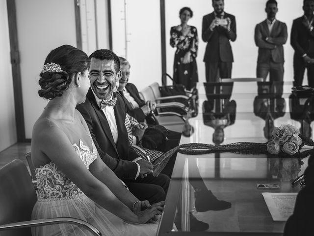 La boda de Javier y Tsenia en Cádiz, Cádiz 6
