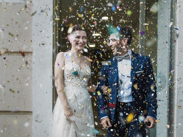 La boda de Javier y Tsenia en Cádiz, Cádiz 14
