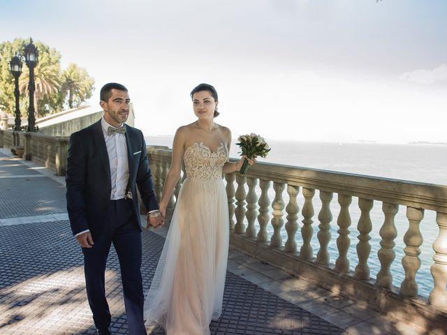 La boda de Javier y Tsenia en Cádiz, Cádiz 16
