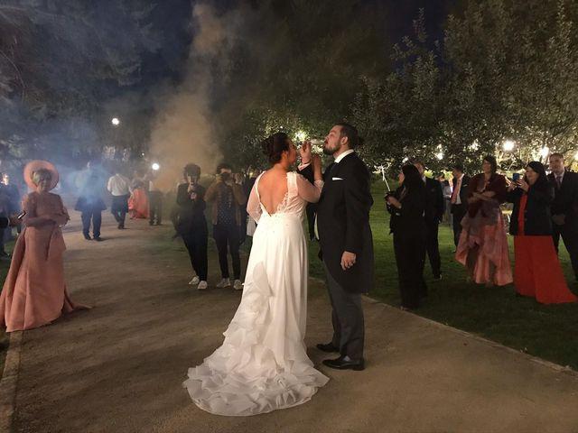 La boda de Myriam y David