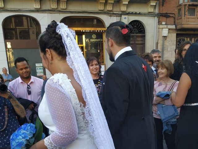 La boda de David y Myriam en Zamora, Zamora 28