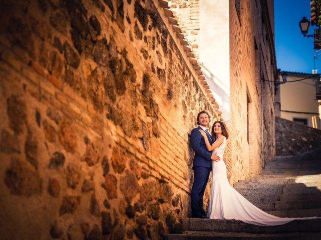 La boda de Luismi y Soraya en Maqueda, Toledo 3