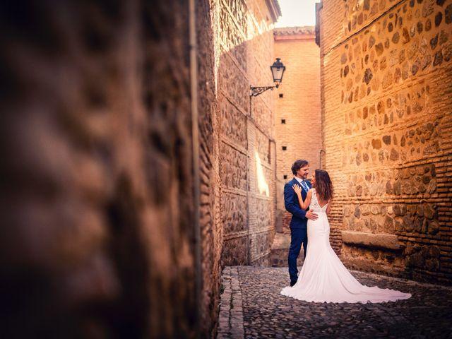 La boda de Luismi y Soraya en Maqueda, Toledo 4