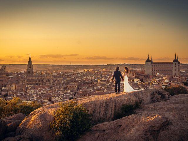La boda de Luismi y Soraya en Maqueda, Toledo 5