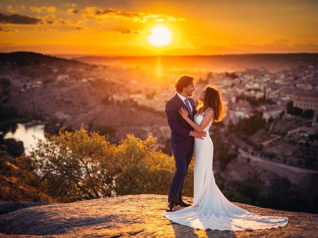 La boda de Luismi y Soraya en Maqueda, Toledo 7