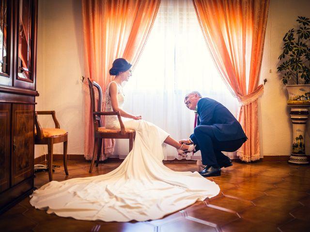La boda de Luismi y Soraya en Maqueda, Toledo 15