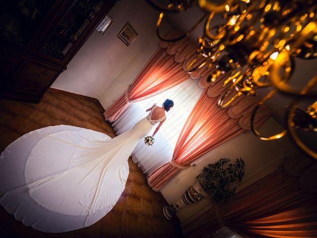 La boda de Luismi y Soraya en Maqueda, Toledo 18