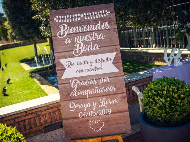 La boda de Luismi y Soraya en Maqueda, Toledo 21