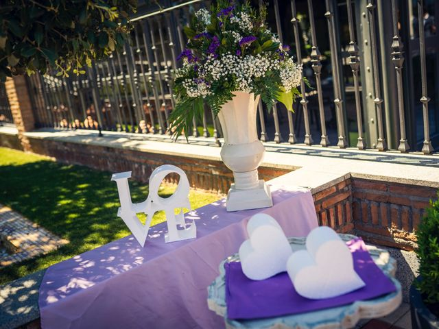 La boda de Luismi y Soraya en Maqueda, Toledo 22