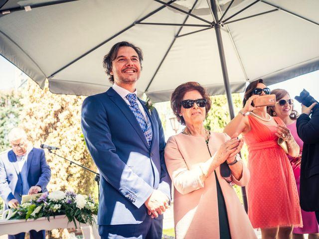 La boda de Luismi y Soraya en Maqueda, Toledo 24