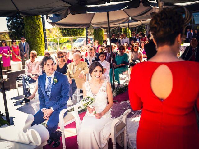 La boda de Luismi y Soraya en Maqueda, Toledo 31