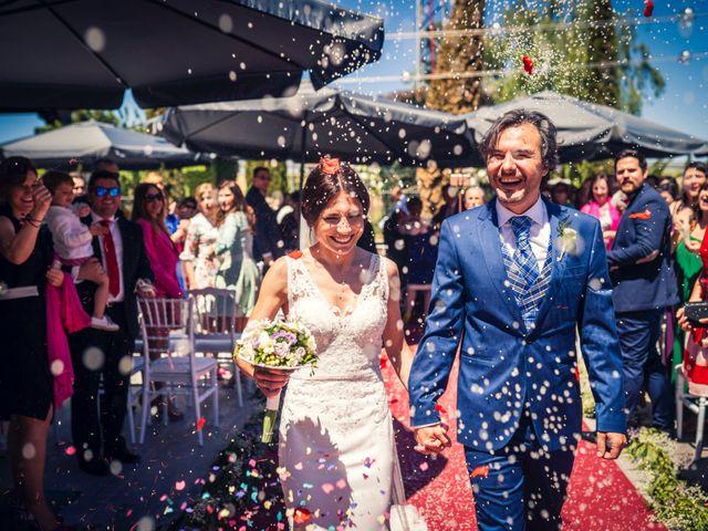 La boda de Luismi y Soraya en Maqueda, Toledo 35