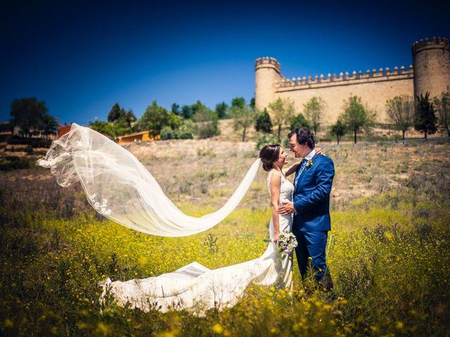 La boda de Luismi y Soraya en Maqueda, Toledo 40
