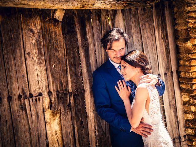 La boda de Luismi y Soraya en Maqueda, Toledo 42