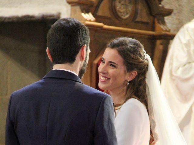 La boda de Gabriel y María  en Colmenar Viejo, Madrid 1